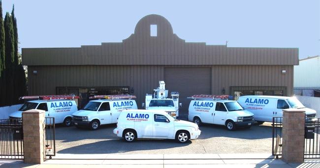 Alamo Front Corrected