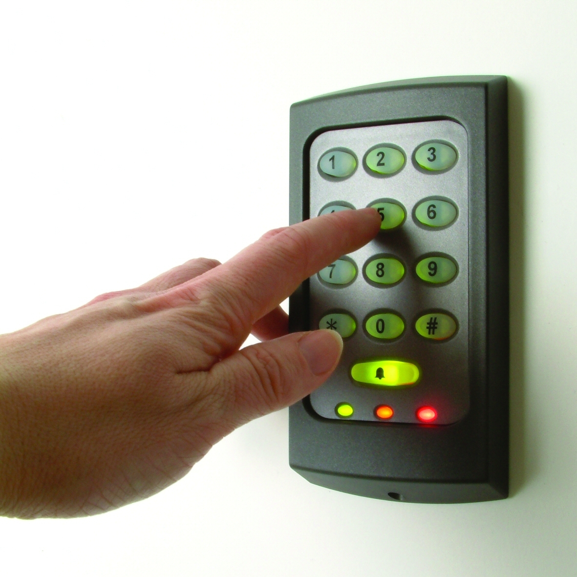 Burglar Alarm Equipment