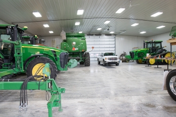 Asset Proection on Farm Equipment