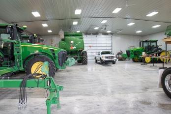 Asset Proection on Farm Equipment