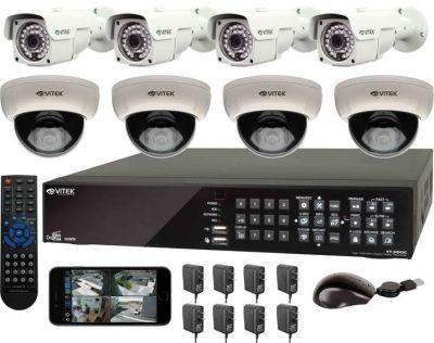 Vitek Camera System